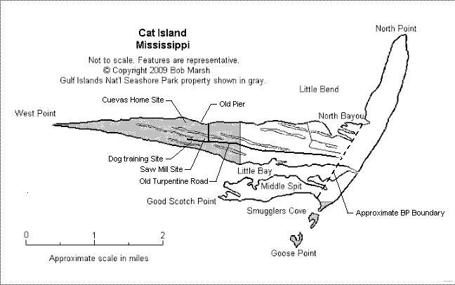 cat map 2009